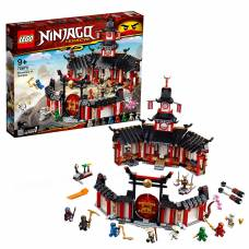 Конструктор LEGO Ninjago - Монастырь Кружитцу LEGO Ninjago