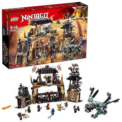Конструктор LEGO Ninjago - Пещера Драконов LEGO Ninjago