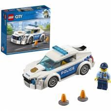 Конструктор LEGO City - Автомобиль полицейского патруля LEGO City