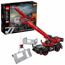 Конструктор LEGO Technic - Подъемный кран для пересеченной местности LEGO Technic