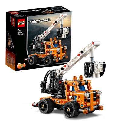 Конструктор 2 в 1 LEGO Technic - Ремонтный автокран LEGO Technic