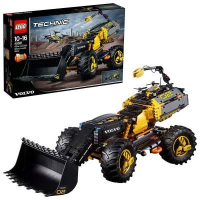 Конструктор LEGO Technic 2 в 1 - Вольво колесный погрузчик ZEUX