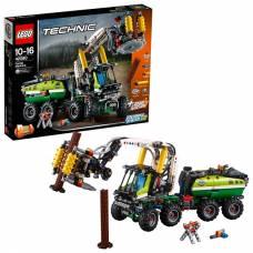 Конструктор LEGO Technic - Лесозаготовительная машина LEGO Technic