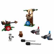 Конструктор LEGO Star Wars - Нападение на планету Эндор LEGO Star Wars