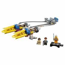 Конструктор LEGO Star Wars - Гоночная капсула Энакина, выпуск к 20-му юбилею LEGO Star Wars