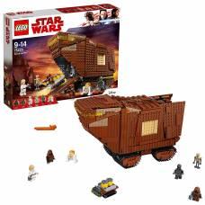 Конструктор LEGO Star Wars - Песчаный краулер  LEGO Star Wars