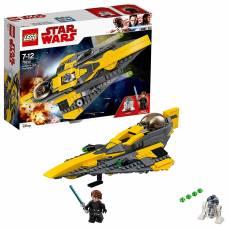 Конструктор LEGO Star Wars - Звездный истребитель Энакина LEGO Star Wars