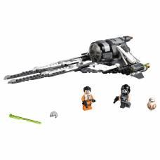 Конструктор LEGO Star Wars - Перехватчик СИД Черного аса  LEGO Star Wars