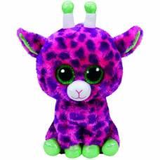 Мягкая игрушка Beanie Boo's - Жираф Гилберт, 33 см Ty Inc
