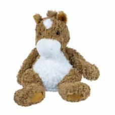 Мягкая игрушка Teddykompaniet Плюшевая лошадка, 23 см