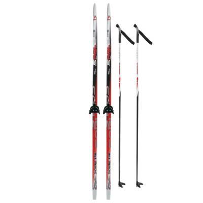 Комплект лыжный БРЕНД ЦСТ 190/150 (+/-5 см), крепление 0075 мм, цвет Бренд ЦСТ