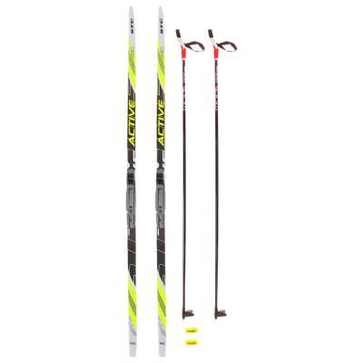 Комплект лыжный БРЕНД ЦСТ (Step, 190/150 (+/-5 см), крепление: NNN RE) Бренд ЦСТ