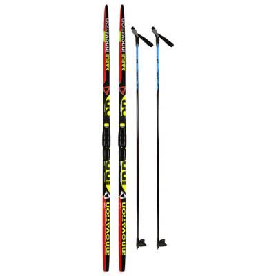 Комплект лыжный БРЕНД ЦСТ 190/150 (+/-5 см), крепление NNN, цвета Бренд ЦСТ