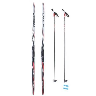 Комплект лыжный БРЕНД ЦСТ 180/140 (+/-5 см), крепление SNS, цвета Бренд ЦСТ