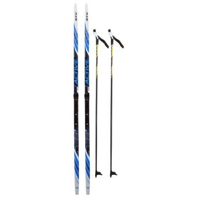 Комплект лыжный БРЕНД ЦСТ 185/145 (+/-5 см), крепление NNN Бренд ЦСТ
