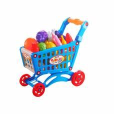 Игровой набор Shopping Cart - Тележка с овощами Shenzhen Toys