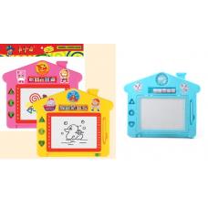 Доска для рисования с карандашом и часами Shenzhen Toys