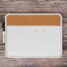 Доска магнитно-маркерная, с областью под кнопки Sima-Land
