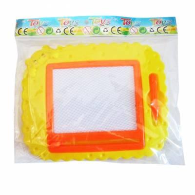 Доска для рисования, желтая Shantou
