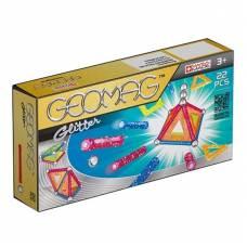 Магнитный конструктор Glitter, 22 детали Geomag
