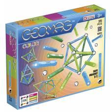 Магнитный конструктор Color, 35 деталей Geomag