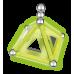 Магнитный конструктор Glow (светится в темноте), 22 детали Geomag