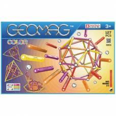 Магнитный конструктор Color, 127 деталей Geomag