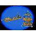 Магнитный конструктор Mechanics, 146 деталей Geomag