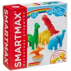 Конструктор Bondibon SmartMax - Мой первый набор динозавров, 14 деталей Bondibon