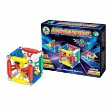 Магнитный конструктор Magnetic - Магический куб, 68 деталей Dragon Toyz