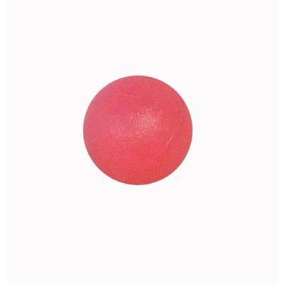 Пластмассовый мяч, розовый, 8 см Аэлита
