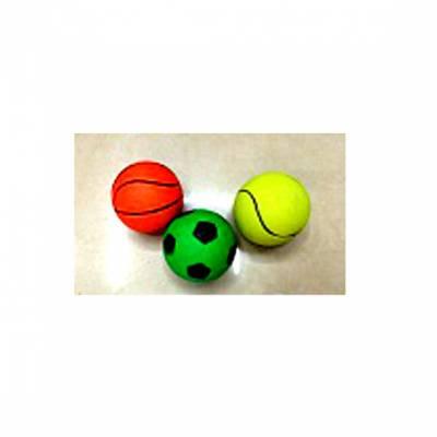Набор из 3 резиновых мячей, 5.5 см 1TOY