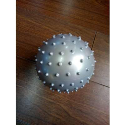 Массажный мяч, серый, 7 см