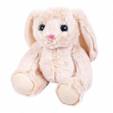 Кролик бежевый, 18см ABtoys