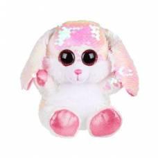 Игрушка из пайеток Зайка 15см Fluffy Family