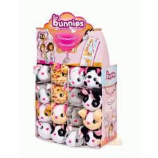 Кролик Bunnies с магнитами, 9,5 см IMC toys