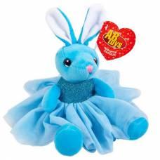 Кролик в платье, 20 см игрушка мягкая ABtoys