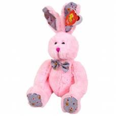 Кролик, 23см, 2 цвета(розовый, фиолетовый) ABtoys