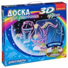 Доска для рисования с 3D-эффектом