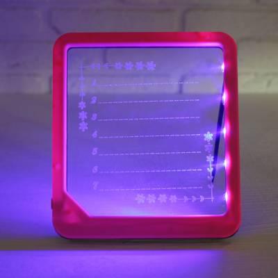 Доска для рисования, с подсветкой Sima-Land