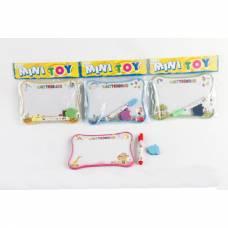 Доска для рисования Mini Toy с фломастером