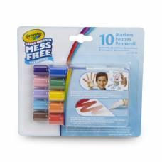 Мини-маркеры Color Wonder, 10 штук Crayola