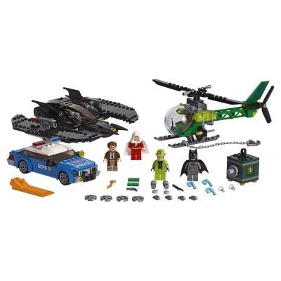 Конструктор LEGO Super Heroes - Бэткрыло Бэтмена и ограбление Загадочника LEGO Super Heroes / ЛЕГО Супер Герои