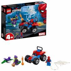 Конструктор LEGO Super Heroes - Автомобильная погоня Человека-Паука LEGO Super Heroes / ЛЕГО Супер Герои
