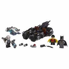 Конструктор LEGO Marvel Super Heroes - Гонка на мотоциклах с мистером Фризом LEGO Super Heroes / ЛЕГО Супер Герои