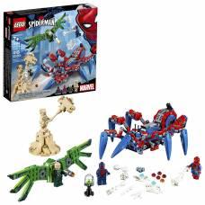 Конструктор LEGO Super Heroes - Паучий вездеход LEGO Super Heroes / ЛЕГО Супер Герои