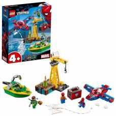 Конструктор LEGO Super Heroes - Похищение бриллиантов Доктором Осьминогом LEGO Super Heroes / ЛЕГО Супер Герои