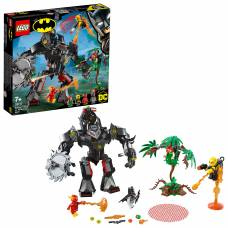 Конструктор LEGO Super Heroes - Робот Бэтмена против робота Ядовитого Плюща LEGO Super Heroes / ЛЕГО Супер Герои
