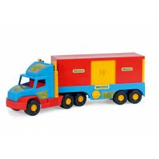 Машина Super Truck - Фургон Wader