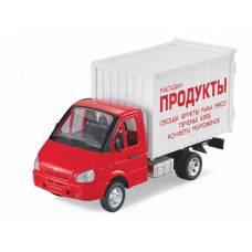 Инерционная машинка-грузовик